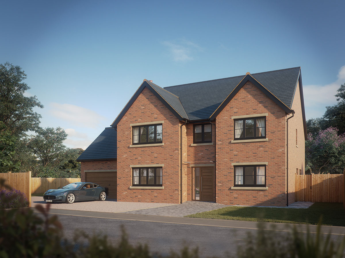Limited availability at The Mynd – only 3 plots remaining!