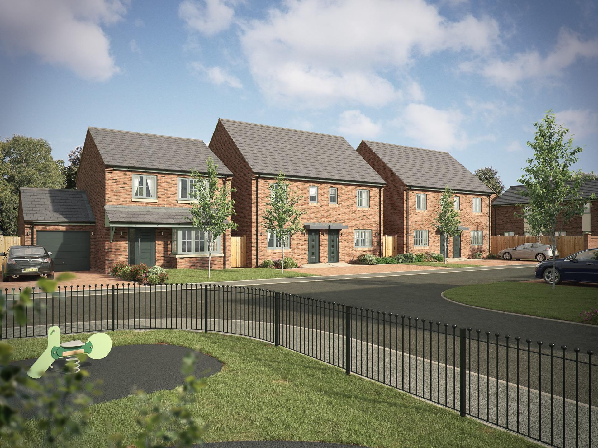 21 new homes confirmed for Market Drayton